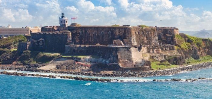 Castillo de San Felipe del Morro, San Juan, Puerto Rico
