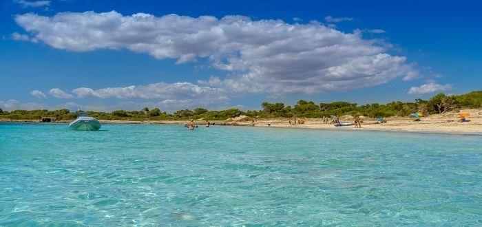 Playa de Es Carbó | Playas de Mallorca