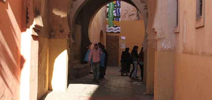 Calles-Marrakech