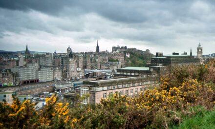 Conoce Edimburgo en 3 días