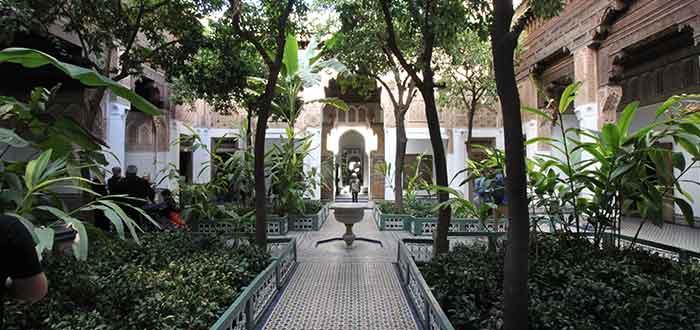 Palacio-Bahia-Marrakech