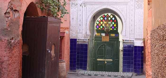 Portal-de-Riad-Marrakech