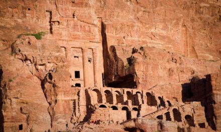 Petra, la ciudad rosa de Jordania