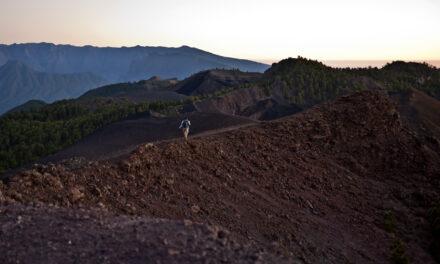 La ruta de los volcanes de La Palma