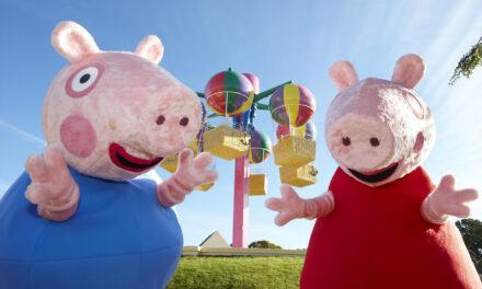 Peppa Pig World, el paraíso de los más pequeños