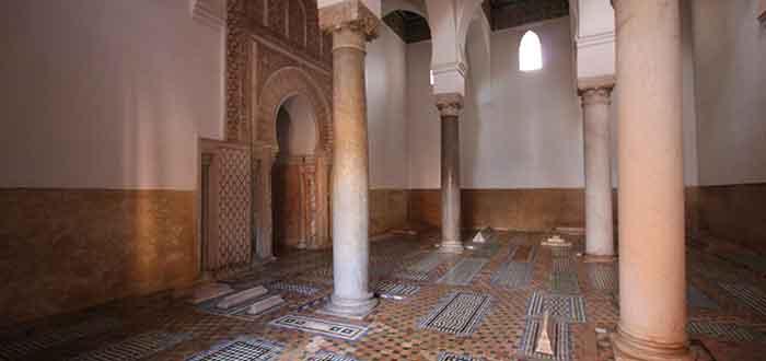 Tumbas Saadis Marrakech