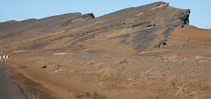 Rocas del desierto