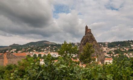 Saint-Michel de Aiguilhe, rozando el cielo