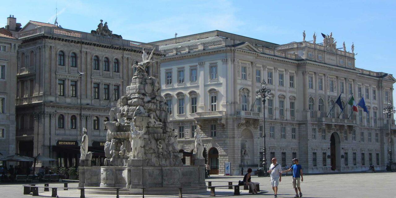 Trieste, una ciudad preciosa que debes conocer