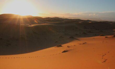 Viaje a Marruecos 2ª Parte – El desierto de Erg Chebbi en Merzouga