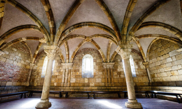 The Cloisters, un pedazo de la Edad Media en Nueva York