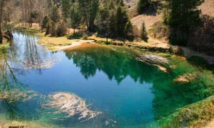 La Fuentona, un valioso monumento natural en Soria
