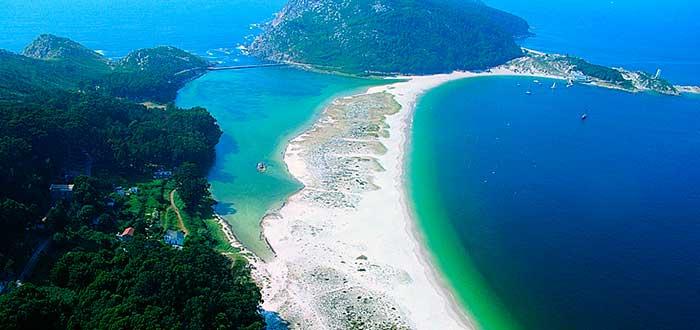 Islas Cíes: un paraíso natural en Galicia que no puedes perderte 3