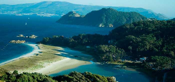 Islas Cíes: un paraíso natural en Galicia que no puedes perderte 1