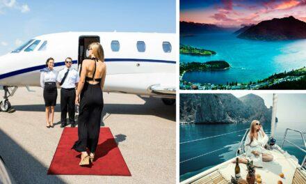 ¿A dónde prefieren viajar los ganadores de lotería?