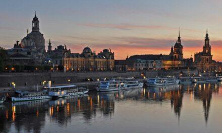 Dresde, la Florencia del Elba