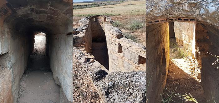 Bunkers belchite