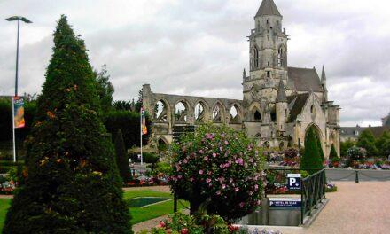 Conoce Caen, la auténtica Normandía