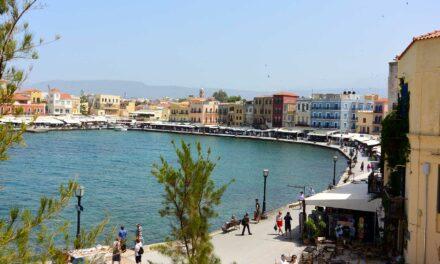 Conoce La Canea, el diamante de Creta