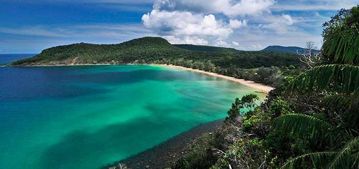 Lazy Beach, Koh Rong Island
