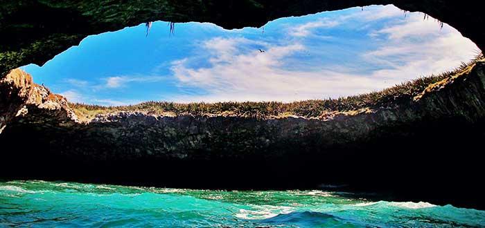 Playa del Amor, Islas Marietas (México) | Mejores playas del mundo Playa del Amor, Islas Marietas (México)
