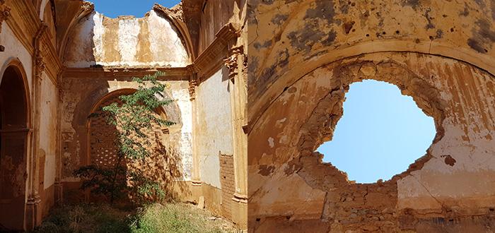 Seminario antiguo Belchite