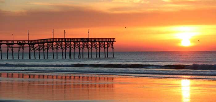 Sunset Beach, Brunswick Islands | Mejores playas del mundo