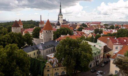 Tallin, la joya de los países bálticos