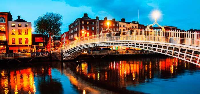 Estudiar ingles en Dublin