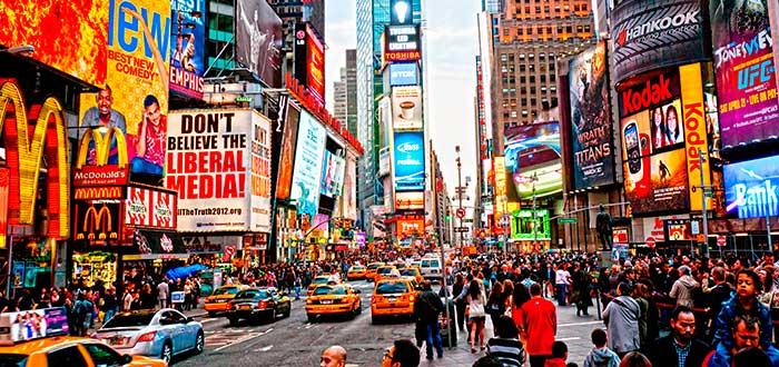 Estudiar ingles en Nueva York