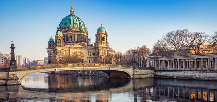 Qué ver en Berlín, Catedral de Berlín (Berliner Dom)
