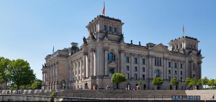 Qué ver en Berlín, Edificio del Reichstag
