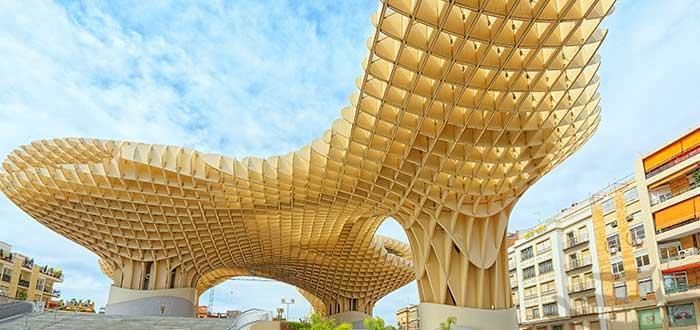 Que ver en Sevilla | Las setas