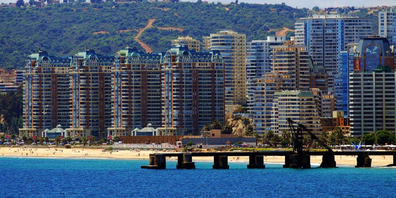 Viña del Mar y Valparaiso, dos ciudades con encanto
