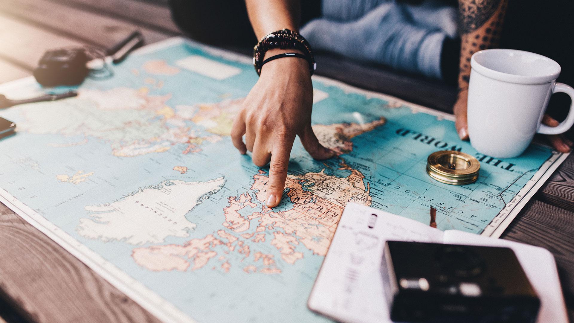 Cómo ahorrar para viajar