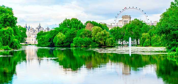 Qué ver en Londres 10 St James's Park