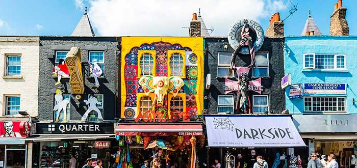 Qué ver en Londres 8 Camden Town