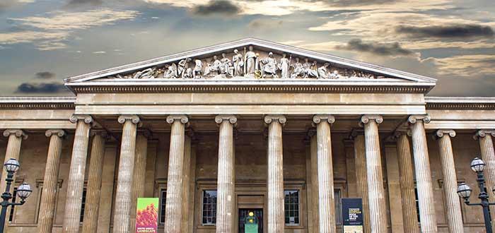 Qué ver en Londres 9 Museo británico