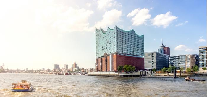 Qué ver en Hamburgo, Filarmónica de Elba