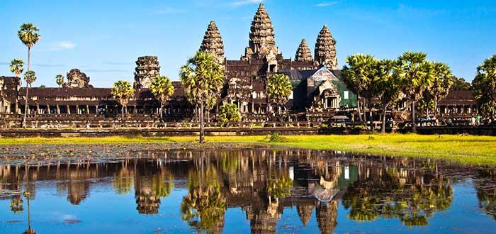 Qué ver en Camboya 1