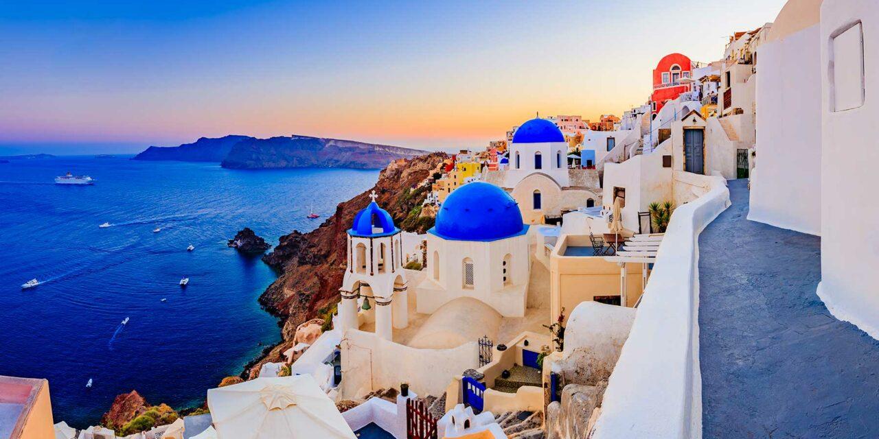 Descubre 4 islas griegas que te robarán el corazón