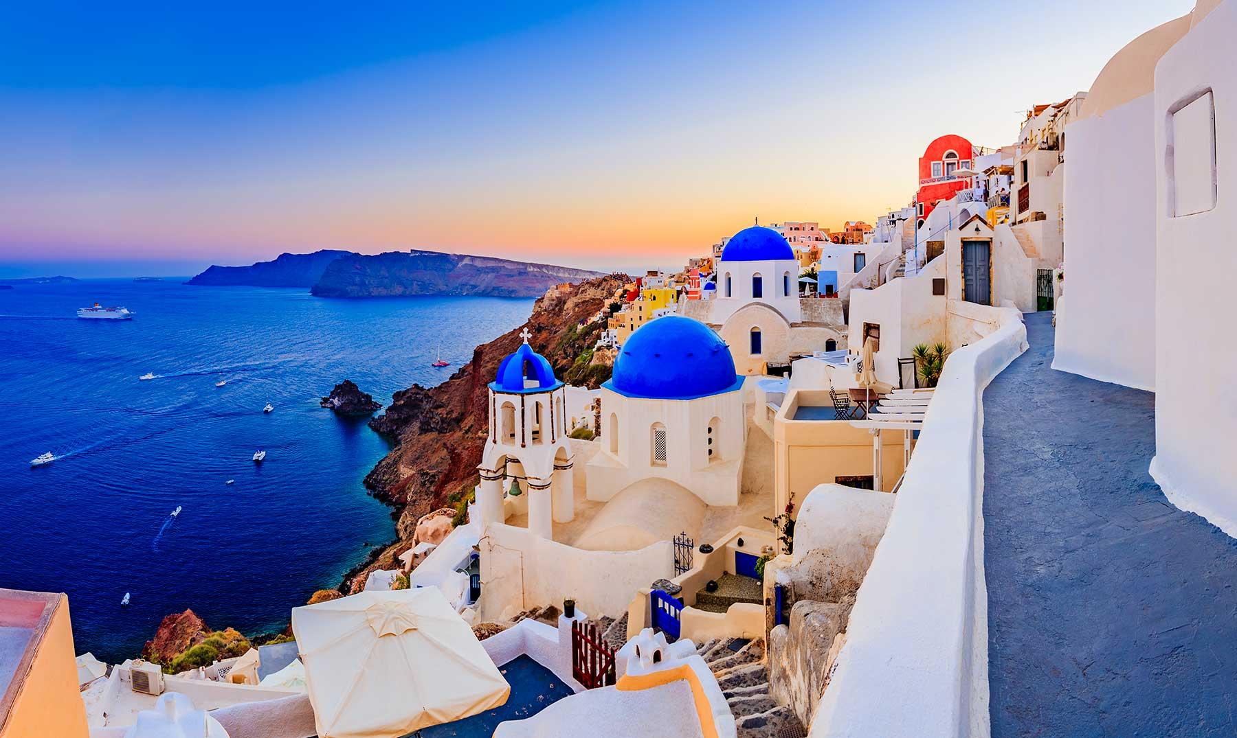 Luvan magazine lv aventura for Casas en islas griegas