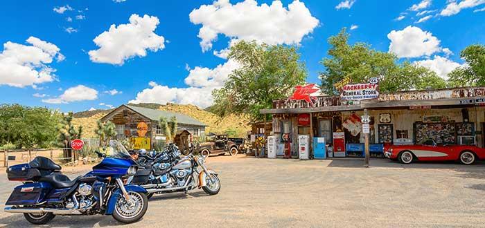 La Ruta 66 en Harley Davidson