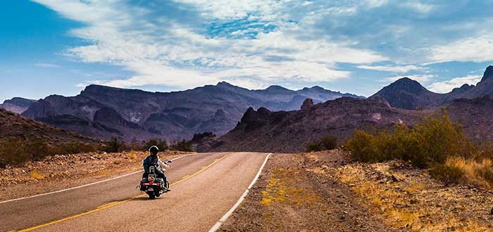 Ruta 66 en moto