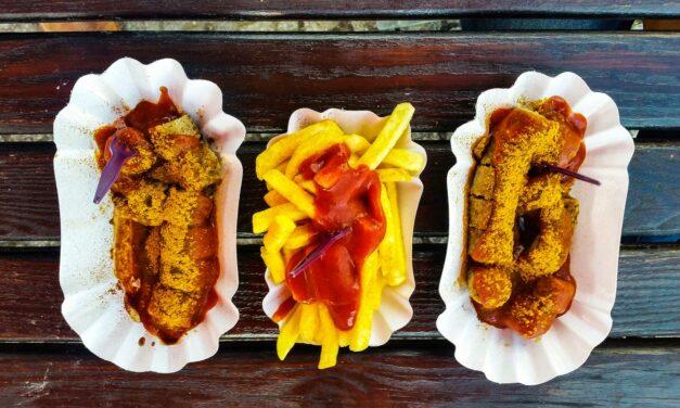 Currywurst | La opción de comida rápida más famosa en Berlín