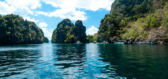 Isla de Palawan, Big Lagoon