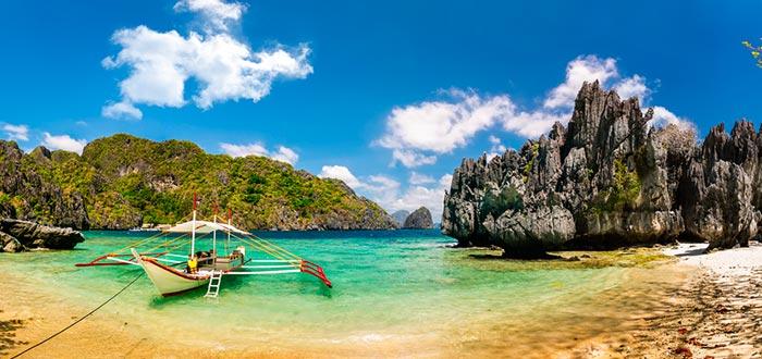 Isla de Palawan, Isla Miniloc