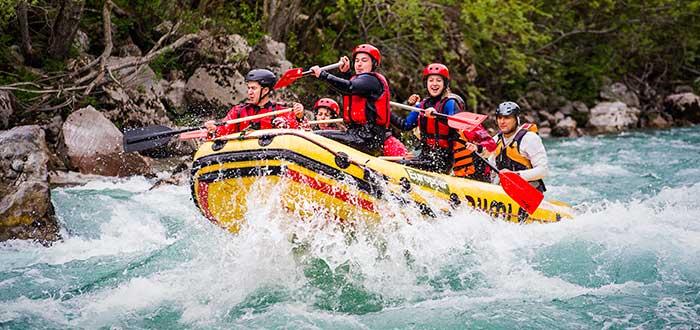 Deportes de aventura en el Pirineo de Cataluña 1