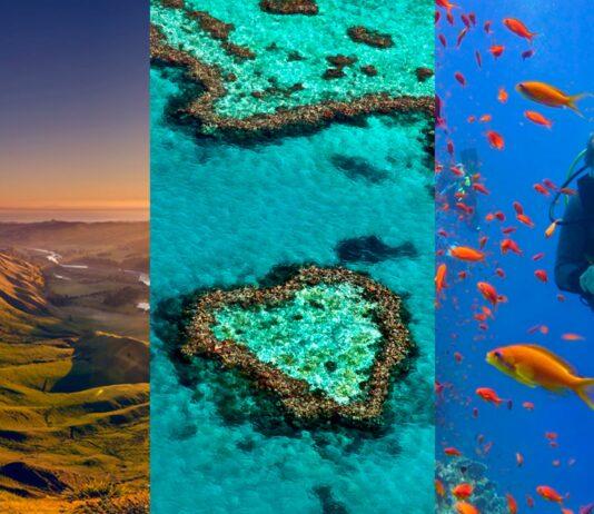 5 Lugares que no puedes perderte de Oceanía   El continente paradisíaco
