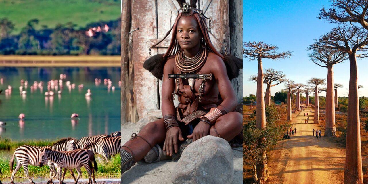 10 países africanos que debes visitar   Lo mejor de África